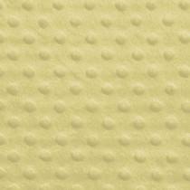 Yellow Minky Dot