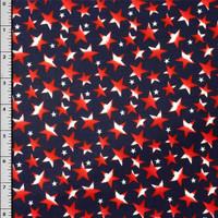 Patriotic Cotton Print Fabric