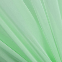 Mint Green Two-Tone Chiffon Fabric