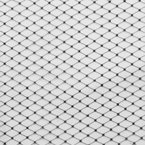 Black Russian Netting Fabric