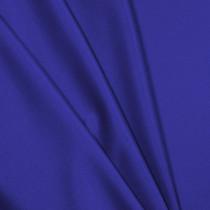 Blue Polyester Interlock Fabric