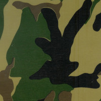 Classic Camoflage Oilcloth