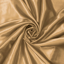 Gold Charmeuse Satin