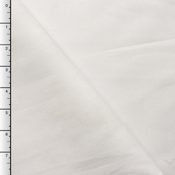 White Upholstery Suede