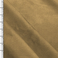 Tan Upholstery Suede