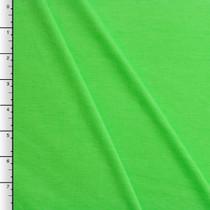 Neon Green Ponte Knit