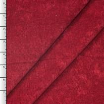 Red Upholstery Velvet