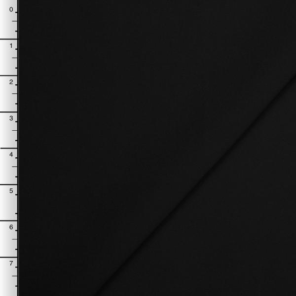 Black Maxima Poplin by Robert Kaufman