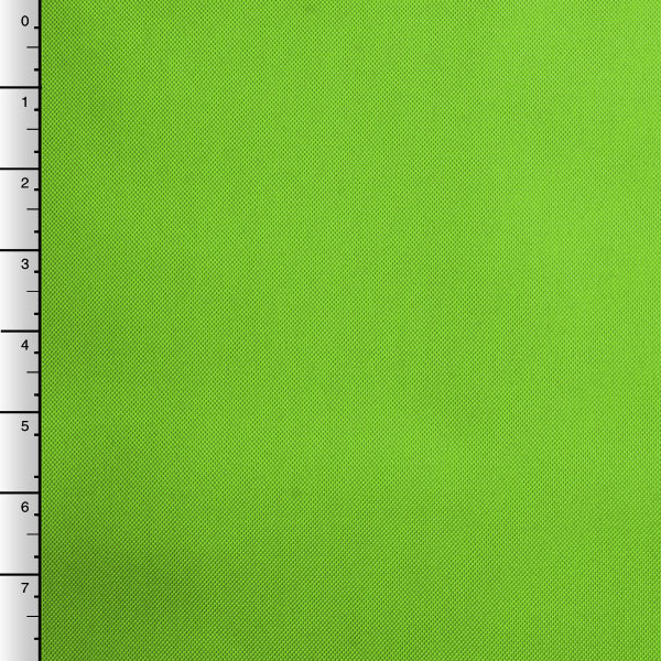 Lime Green Heavyweight PU Coated Outdoor Canvas