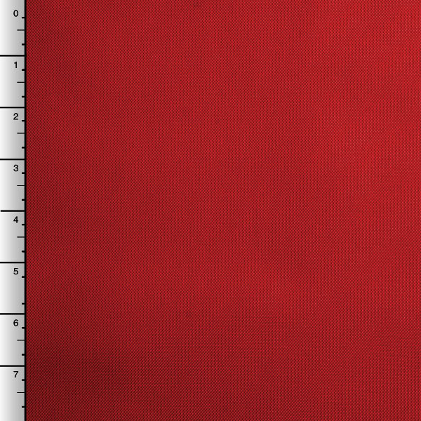 Red Heavyweight PU Coated Outdoor Canvas