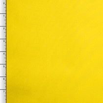 Yellow Heavyweight PU Coated Outdoor Canvas