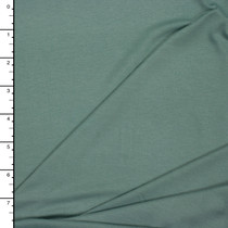 Glacier Grey 4-Way Stretch Jersey Knit