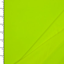 Neon Yellow 5.8oz Nylon/Lycra