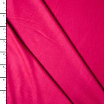 Hot Pink Bamboo Stretch Jersey Knit Fabric
