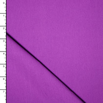 Purple Premium Midweight Cotton Lycra Jersey Knit
