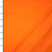 Tangerine Midweight Stretch Rayon Jersey Knit
