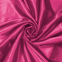 Hot Pink Charmeuse Satin