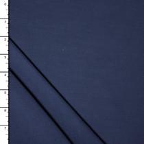 Navy Blue Modal Jersey Knit