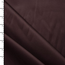 Brown Cotton Sateen
