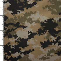 Olive Digital Camouflage 12oz Carhartt Canvas
