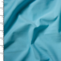 Robin's Egg Blue 4-way Stretch Cotton Jersey Knit
