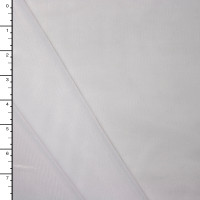"""60"""" White Lightweight Fusible Tricot Knit Interfacing"""