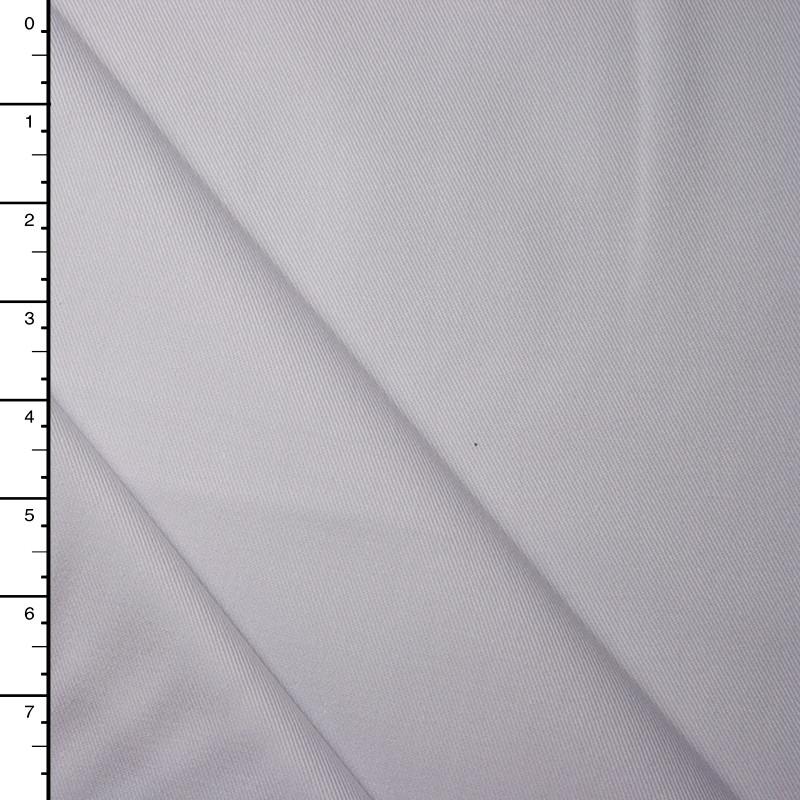 White 10oz. Cotton Bull Denim