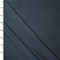 Charcoal Midweight Stretch Rayon/Lycra Jersey Knit Fabric By The Yard