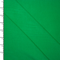 Green Midweight Stretch Rayon/Lycra Jersey Knit Fabric By The Yard