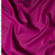 Magenta 'Greenwich' Fine Chambray by Robert Kaufman