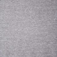 Medium Grey Midweight Sweatshirt Fleece Fabric By The Yard - Wide shot