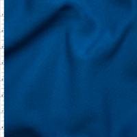 Rich Teal Heavyweight Sweatshirt Fleece Fabric By The Yard