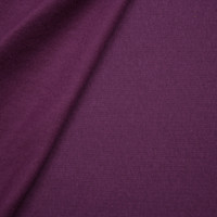 Plum Midweight Sweatshirt Fleece Fabric By The Yard - Wide shot