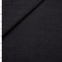 Soft Designer 8oz Dark Indigo Stretch Denim Fabric By The Yard