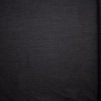 Textured Designer 8oz Dark Indigo Stretch Denim Fabric By The Yard - Wide shot