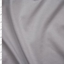 Pale Grey Designer Oxford Cotton Fabric By The Yard