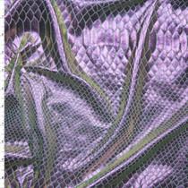 Aqua Iridescent Mermaid Metallic Nylon/Lycra Fabric By The Yard