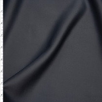 Solid Charcoal Grey Scuba Knit Fabric By The Yard