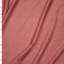 Dusty Pink Lightweight 4-way Stretch Rayon Lycra Jersey Knit Fabric By The Yard
