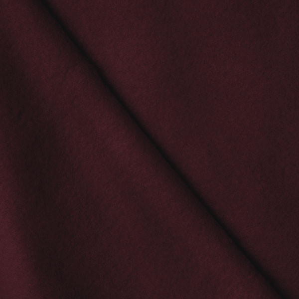 Burgundy Polar Fleece