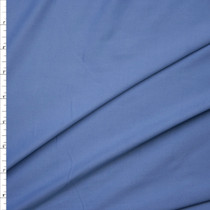 Baby Blue Double Brushed Poly Spandex Fabric By The Yard
