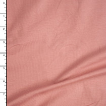 Dusty Rose Midweight Stretch Jersey Knit Fabric By The Yard