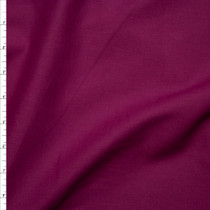 Plum Cotton Lawn Fabric By The Yard