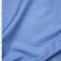 Light Blue Lightweight Tencel Denim Fabric By The Yard