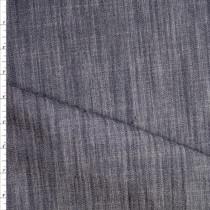 Indigo Midweight Tencel Denim Fabric By The Yard
