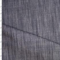 Indigo Midweight Tencel Denim Fabric By The Yard