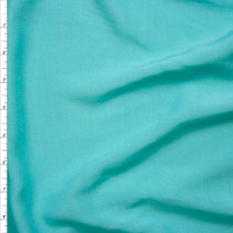 Mint Green Rayon Challis Fabric By The Yard