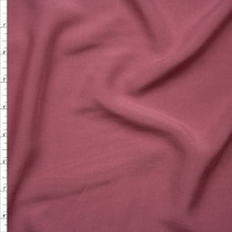 Mauve Rayon Challis Fabric By The Yard