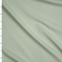 Sage Green Stretch Double Knit Fabric By The Yard