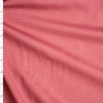 Dusty Rose Midweight Ponte De Roma Fabric By The Yard